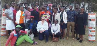 Epilepsy zimbabwe team