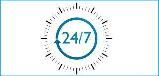 The 24 7 society