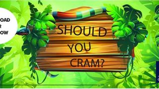 Are you a crammer or a planner