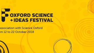 Our researchers join in science & ideas festival