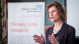 Department research findings shared with clinicians at research day