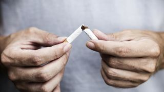 If you want to quit smoking, do it now