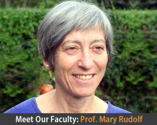 Prof Mary Rudolf