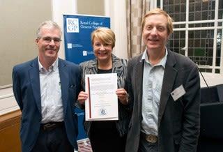 Alastair Hay, Carolyn Chew-Graham and Chris Butler