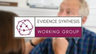 Evidence synthesis working group 1