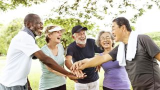 COPD patients' quality of life improved by socialising and regular exercise