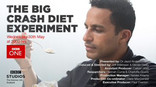 Professors Susan Jebb and Paul Aveyard team up with the BBC for a bold new experiment that puts research on crash dieting to the test.