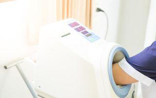 Blood pressure self screening