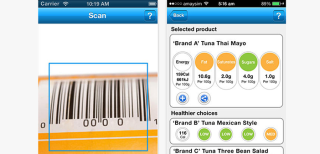 Foodswitch app scoops public health england award