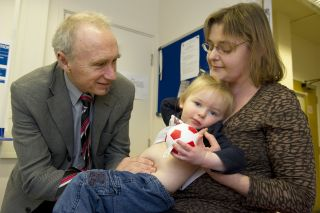 How gps identify sick children