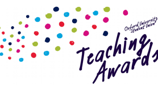 Students shortlist three department tutors for teaching awards