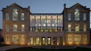 The Radcliffe Infirmary Outpatients' Building: restored for a new era of healthcare innovation
