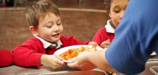 Developing national standards to improve diet in schools