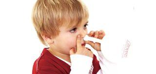 Blowing balloons treats glue ear