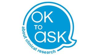 It's 'OK to Ask' about clinical research on International Clinical Trials Day