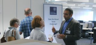 Public open morning primary care medical research in the community