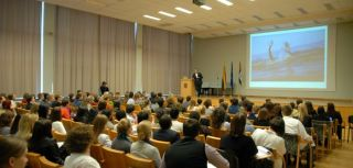 Cebm holds follow up outreach workshop in lithuania