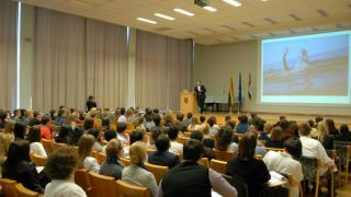 CEBM holds follow-up outreach workshop in Lithuania