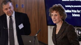 Susan jebb awarded 2015 john maddox prize for standing up for science
