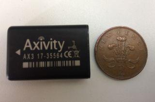 Axivity activity monitor