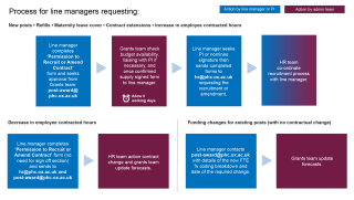 Process for line managers 1