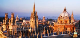 Oxford skyline 1
