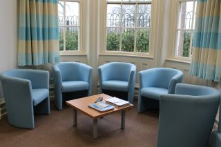 Today open day at the clinical research facility