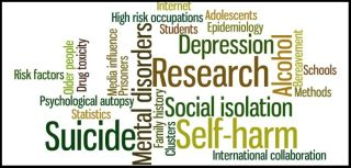 Suicide prevention identifying and responding to suicide clusters