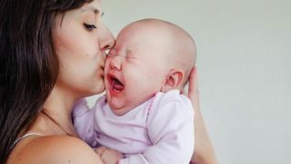 The research of scientists across the world, including Professor Morten Kringelbach, from the University of Oxford's Department of Psychiatry, show how a baby's cry is neurologically and primally intertwined with breathing, and that adult brains are wired to react with the greatest urgency.