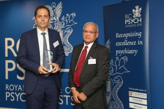 The annual Royal College of Psychiatrists (RCPsych) Awards mark the highest level of achievement within the field of psychiatry.