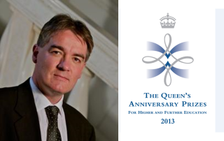 Queen2019s anniversary prize awarded to stroke prevention research unit