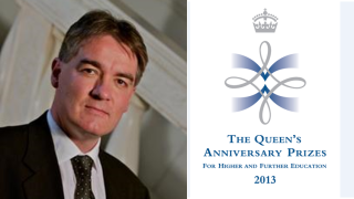 Queen's Anniversary Prize Awarded to Stroke Prevention Research Unit