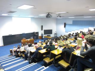 The 2014 autumn school in cognitive neuroscience