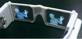 Smart glasses win google impact challenge
