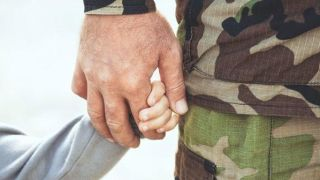 Impact of paternal post-traumatic stress disorder on the children of military fathers