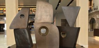 Barbara hepworth2019s six forms 2 x 3 at the weston library