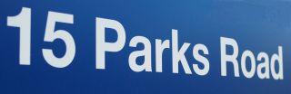 15 parks road