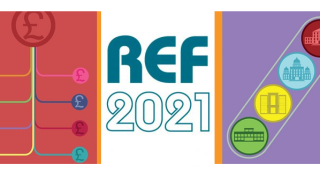 The run up to  REF2021 has started!