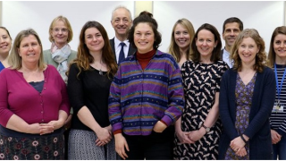 Department of Psychiatry's Silver Athena SWAN award renewed
