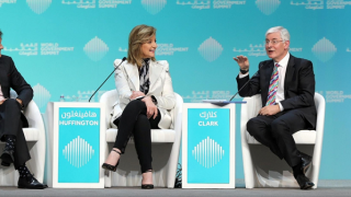 David Clark talks to the World Government Summit on the value of psychological therapies