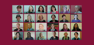 Women in science website