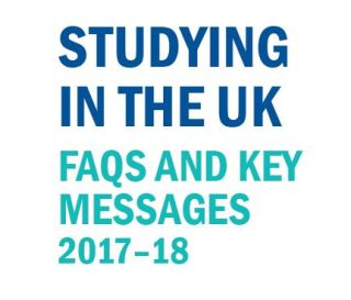Studying in the uk