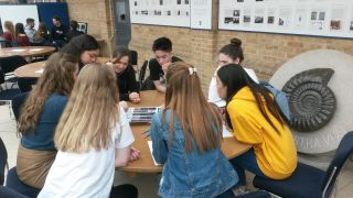 DPAG Volunteers Get Students Thinking at Oxford Brain Challenge