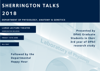 Sherrington talks