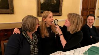 Worlds of sense: workshop explores how we taste and smell