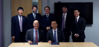 Mou signed between shanghai jiao tong university and the university of oxford