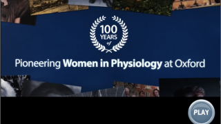 100 years of women in physiology