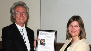 On 16th October, The Annual Burdon Sanderson Cardiac Science Centre lecture was given by Professor Viviana Gradinaru