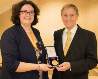 Colins award