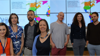 Congratulations to DPAG's new Associate Professors and University Research Lecturers